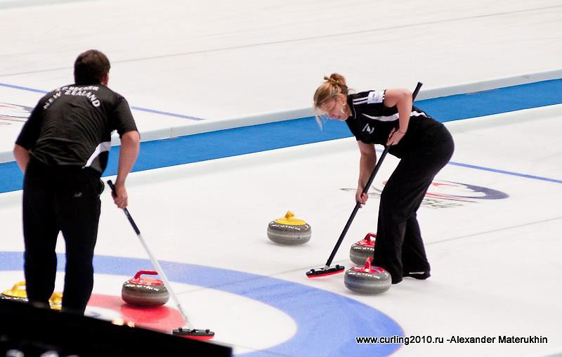 2010 World Mixed Doubles