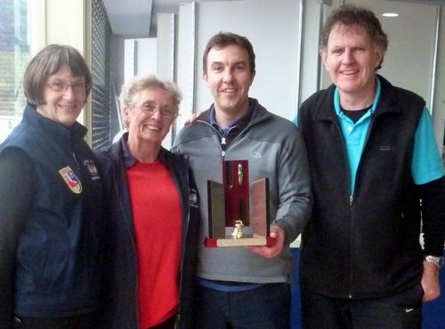 2011 NZ Mixed Fours winners