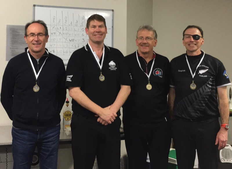 2016 NZ Senior Mens champions