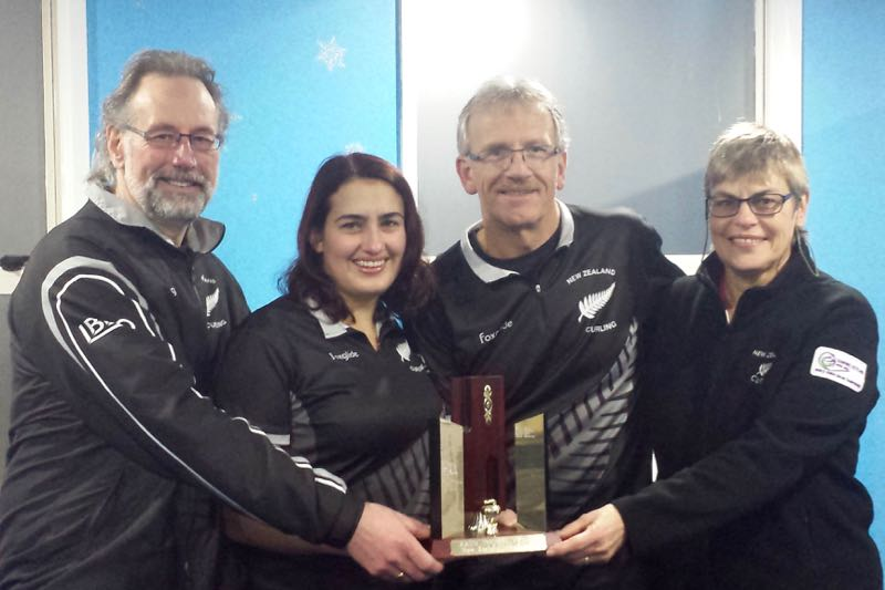 2018 NZ Mixed Champions