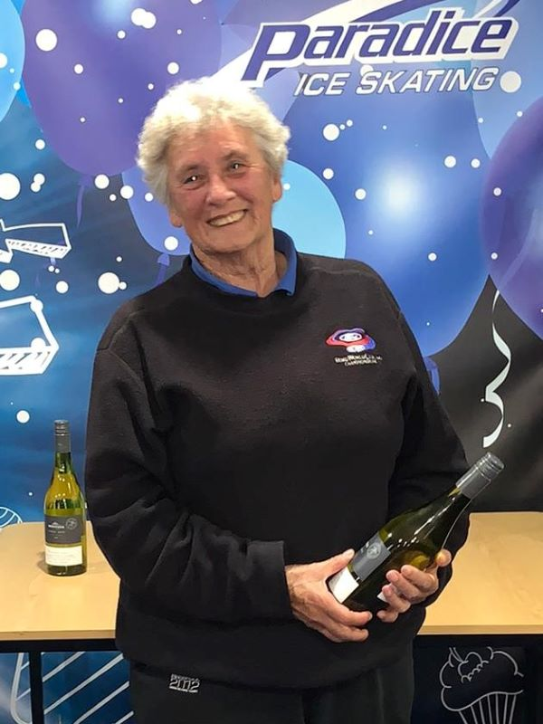 2019 Auckland Curling Promotion and Development Award winner, Liz Matthews