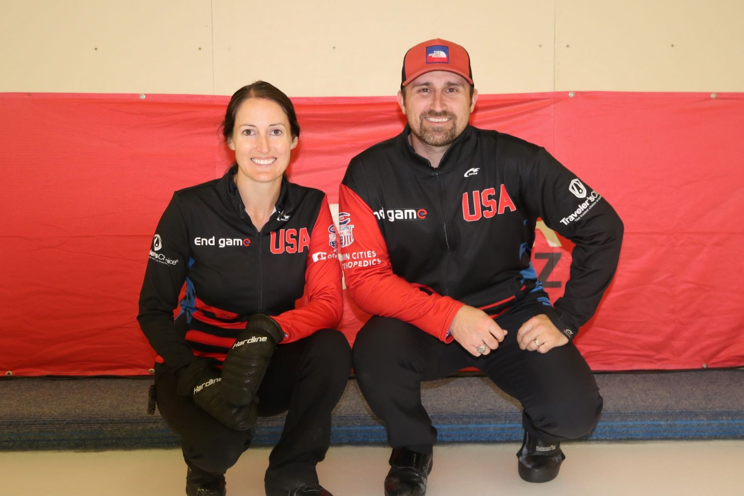 Team USA - Tabitha Peterson and Joe Polo