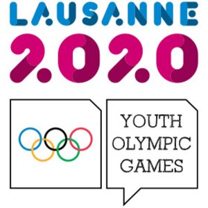 Winter Youth Olympic Games logo